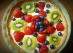Kiwi-Berry Tart